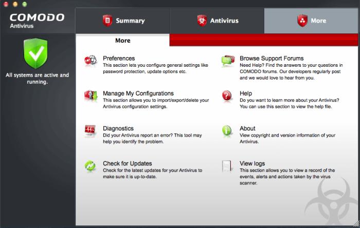 comodo antivirus windows xp free download