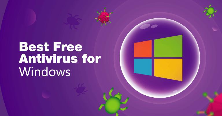10 แอนตี้ไวรัส (ฟรี) ที่ดีที่สุดสำหรับ Windows ในปี ...