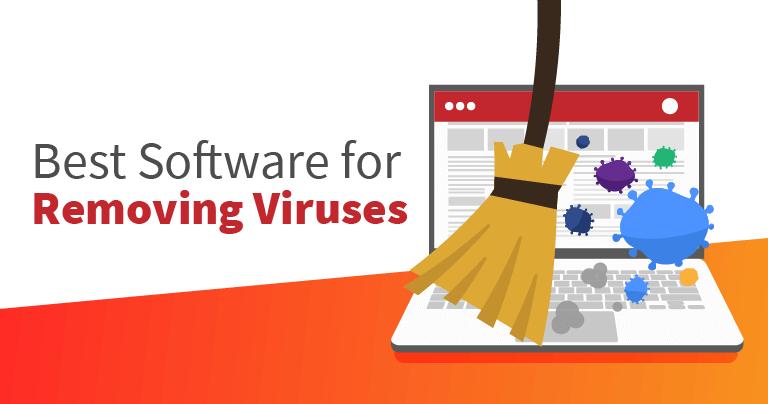 5 Mest Populära Program för Virusborttagning med 100% Skydd