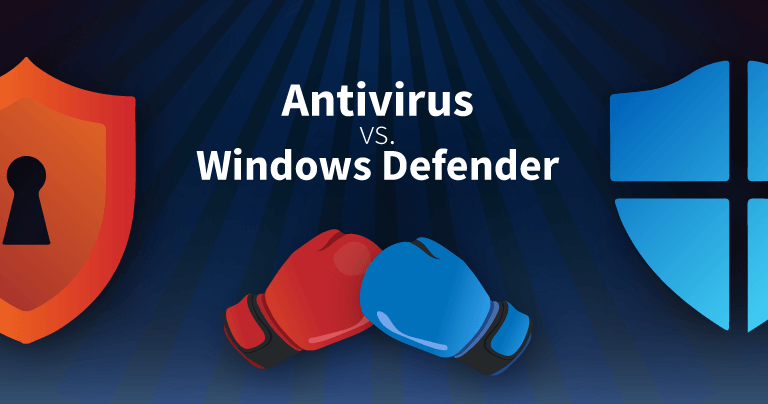 Windows Defender vs fullskala antivirus: Hva er best i 2019?