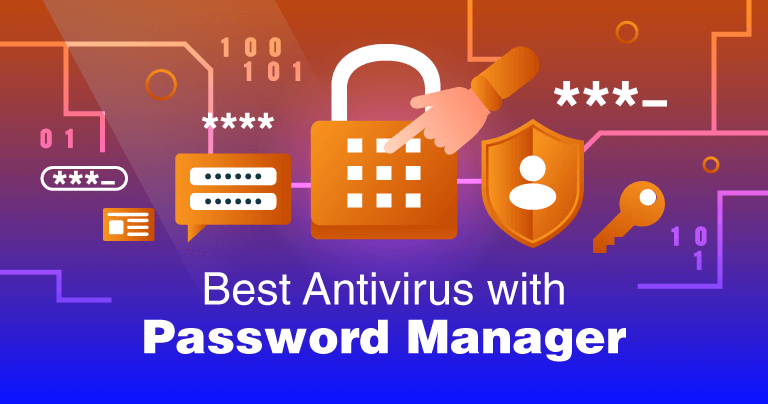 Best Antivirus with Password Manager