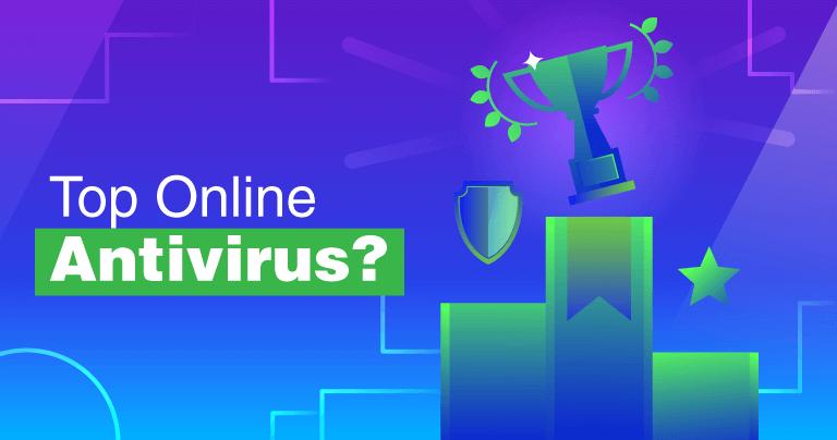 أفضل 4 مكافحات فيروسات على الإنترنت