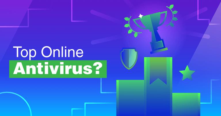 Nejlepší 4 online antiviry