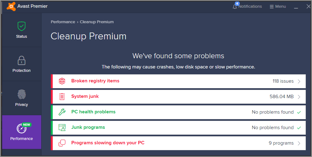 avast deleted my files how to recover