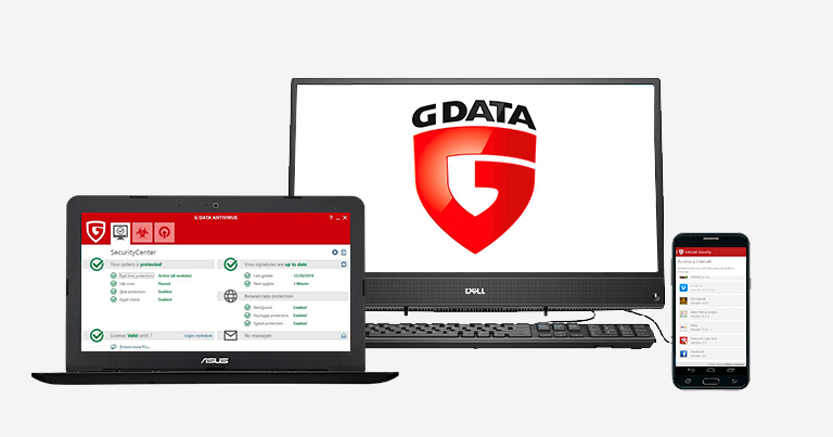 G Data - pogledajte recenzije naših korisnika