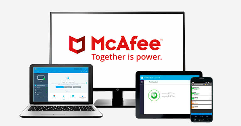 McAfee Best Antivirus