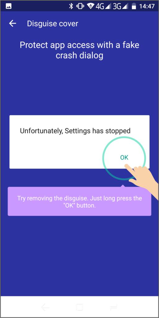 App Access Blocker