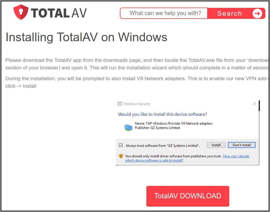 download total av for mac