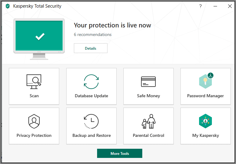 allow chrome to access the network in your firewall or antivirus settings. kaspersky