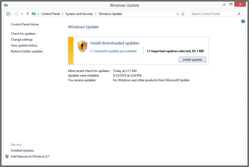 Windows 7 e 8.1
