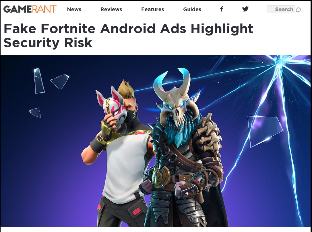 fortnite on android apk no verification