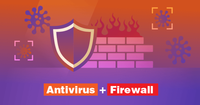 Antivirus and Firewall – The Tag Team Your PC Needs!