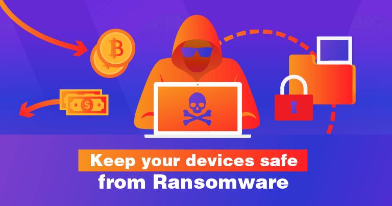 什么是勒索软件?2019年安全防御措施