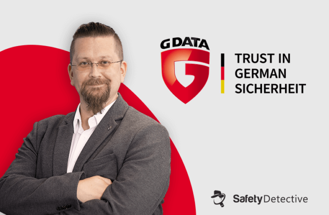 Interview With Tim Berghoff – G Data