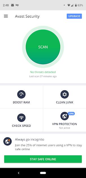 Free download for antivirus app | Antivirus App  2019-02-07