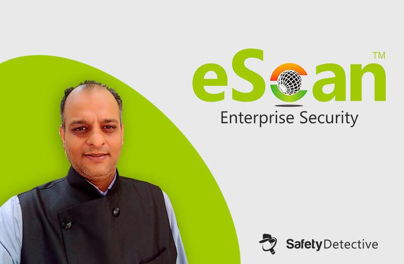 Interview Sachin Raste – eScan