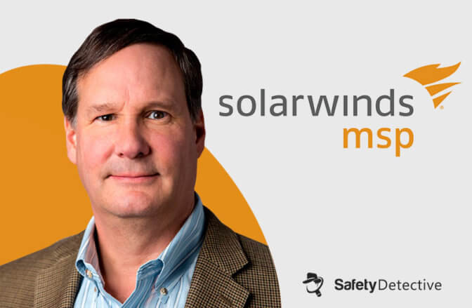 Interview With Tim Brown – SolarWinds
