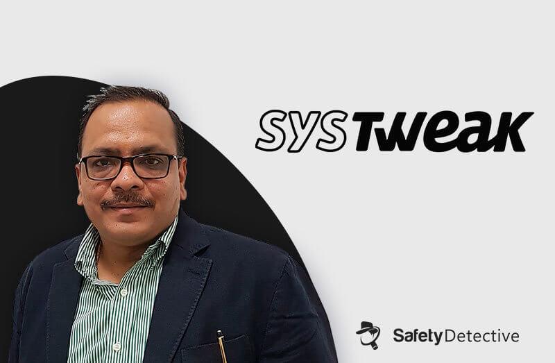 Interview With Shrishail Rana – Systweak