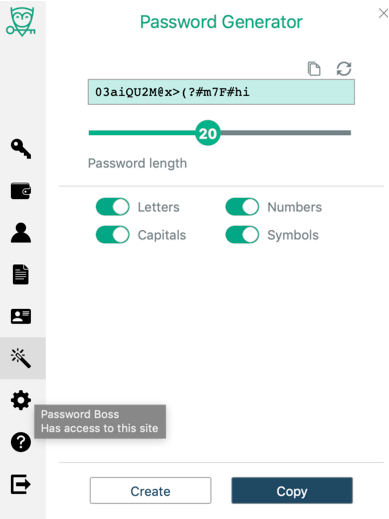 Password Boss Password Manager Ease of Use and Setup