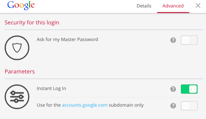 True Key Password Manager Ease of Use and Setup